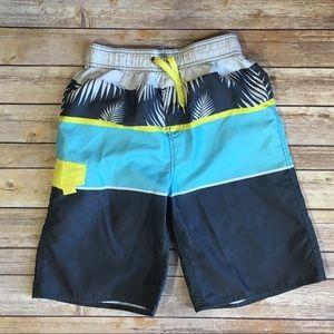 Boys First Wave Swim Trunks - Size 14/16